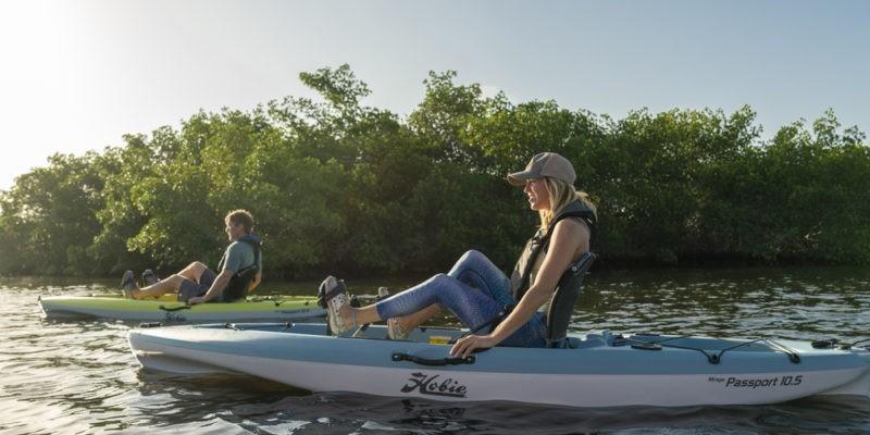 Mirage Pedal Kayaks