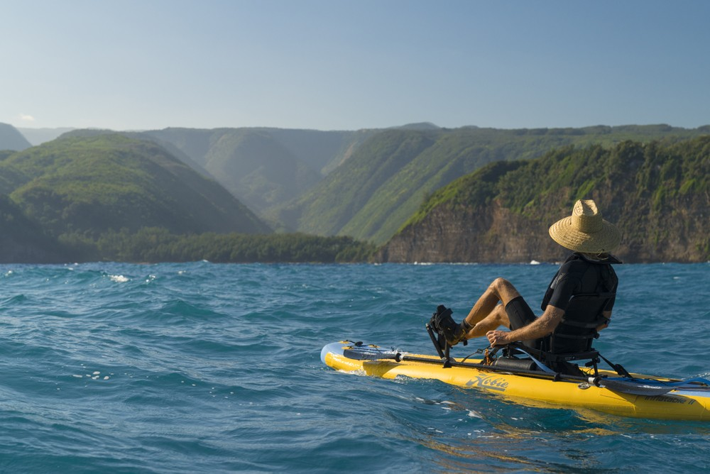 Mirage Inflatable Pedal Kayaks