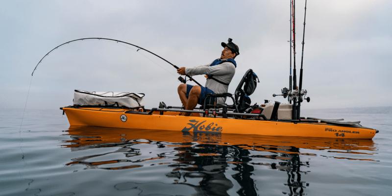 Mirage Pro Angler Fishing Kayaks